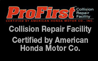 Profirst Collision Repair Facility by Honda Motor Company, Inc.